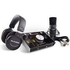 M-Audio M-track Vocal Studio Interface