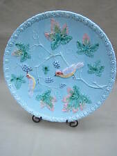 """West Germany #230 Decorative Plate 1 piece 11"""" Round Birds On Branches Motif!!"""