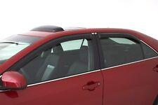 AVS 94827 Ventvisor Tape On Window Deflector 4Pc For 2014-2017 Nissan Rogue