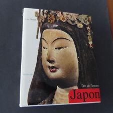 JAPON l'art et l'ancien par D et V Elisseeff Editions Mazenod