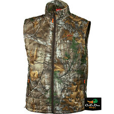 DRAKE WATERFOWL NON-TYPICAL SYNTHETIC DOWN PACKABLE PAC-VEST XTRA CAMO XL
