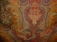 1-5/8 Scalamandre Fr 00011995 Rigata Il Palazzo Paisley Stripe Upholstery Fabric