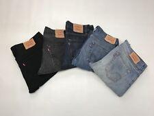 LEVI LEVIS 512 BOOTCUT jeans - 512-Envoi gratuit Toutes Couleurs Toutes Tailles Grade A