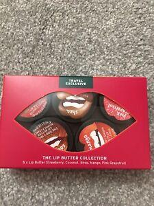 the body shop lip butter Set