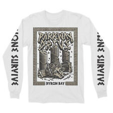 Authentic PARKWAY DRIVE None Survive Long Sleeve T-Shirt White S-2XL NEW