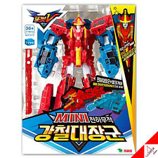 TOBOT V MINI Great ADMIRAL Copolymer Transformer Vehicle Car Robot Toy 2019 New