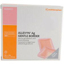 *10-Pieces* Smith & Nephew Allevyn Ag Gentle Border Gel Adhesive 66800453