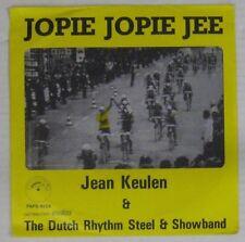 Cyclisme Joop Zoetemelk 45 tours Jopie Jopie Jee Jean Keulen