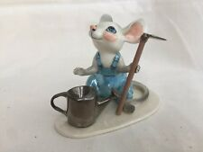 Hagen Renaker Specialty Country Mouse Pa