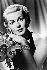 Lana Turner vintage 4x6 inch real photo #462893