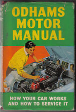 Odhams Motor Manual 4th ed. 1959 How your car works and how to service it