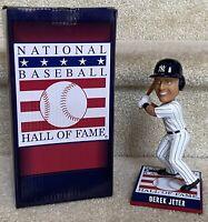 RARE Derek Jeter 2020 Hall of Fame Induction Bobblehead #88/540 New York Yankees