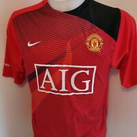 maillot  de football manchester united  taille S NIKE