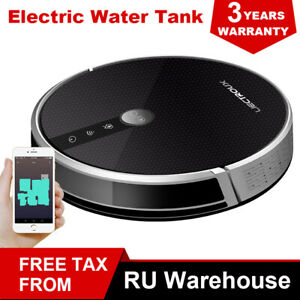 2020 Liectroux Smart Robot Vacuum Cleaner C30B 4000Pa suction Wifi App control