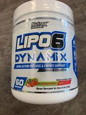 Lipo6 Dynamix By Nutrex