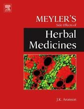 Meyler's Side Effects of Herbal Medicines (Meylers Side Effects)-ExLibrary