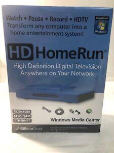 Silicondust HDHomeRun HDHR-T1-US OTA ATSC Tuner Sealed