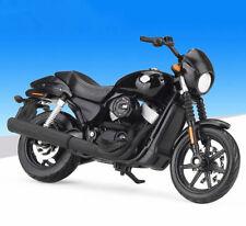 1:18 Maisto Harley Davidson 2015 Street 750 Bike Motorcycle Model Black