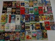 Whole sale lot of Nintendo Super Famicom SNES Instructions Manual set -A-