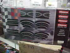 CARRERA SLOT CAR,,,,,EXTENSION TRACK SET