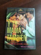 Y Tu Mama Tambien - Dvd - Good
