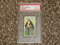 Howie Camnitz T206 Hands Over Head Sweet Caporal Iconic Set 1909 RARE CARD PSA 2