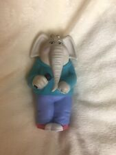 Sing Movie 2016 Meena Elephant McDonald's Singing Toy, On/Off Switch, Pre-Owned