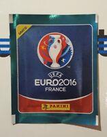 Panini EM 2016 Lidl 1 Tüte Gratis Uefa Euro 16 / Bustina Pochette Packet