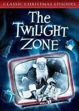 The Twilight Zone: Classic Christmas Episodes, New DVDs
