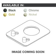 Graph Tech Ratio InvisoMatch Premium Mounting Plates For Fender Style 2 Pin H...
