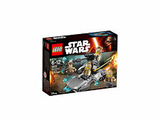 Lego 75131 Star Wars Resistance Trooper Battle Pack and