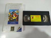 LA ISLA DEL TESORO VHS CINTA TAPE WALT DISNEY