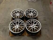 """20"""" Avant Garde M359 concavo wheels HYPER SILVER BMW E60 E61 M5 E92 M3 E90 M3"""