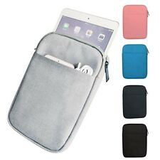 """8"""" 10"""" Tablet Bag Sleeve Pouch Laptop Cover Pad Liner Case For iPad Mini 1/2/3/4"""
