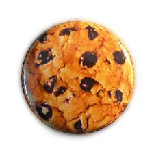Badge COOKIE cookies miam gourmandise Kawaii fun biscuit yummy pins button Ø25mm