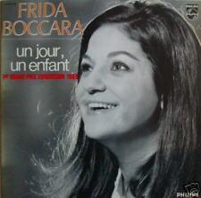 FRIDA BOCCARA  (LP 33T)   Un Jour Un Enfant - EUROVISION 1969