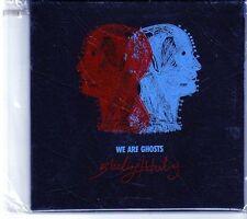(EK86) We Are Ghosts, Bleeding / Healing - 2013 double CD