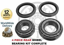 FOR KIA SEDONA 2.9TD   7/1999-10/2006 NEW REAR WHEEL BEARING KIT COMPLETE