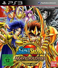 Saint Seiya: Brave Soldiers - Knights of the Zodiac (Sony PlayStation 3 PS3 )