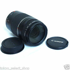 CANON EF 75-300mm F/4-5.6 III USM ZOOM LENS Telephoto From Japan Excellent!
