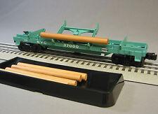 LIONEL NYC LOGS DUMP train car rolling stock logging mill transport 6-37000 NEW