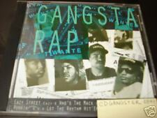 CD GANGSTA RAP NWA EAZY-E ICE CUBE GETO BOYS RARE/MINT!