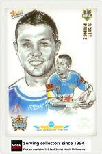 2007 Select NRL Champions Gem Card GC16 Scott Prince (Titans)**