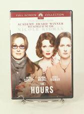 The Hours Used  DVD  MC4B