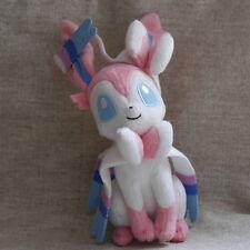 "New Pokemon Pink Eevee Series Sylveon 8"" Stuffed Plush"