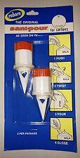 Vintage Milk Carton Spout! Sani-Pour! Reusable! Reclosable! Unique old Item!