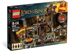 LEGO LORD OF THE RINGS THE ORC FORGE EXCLUSIVE 9476 NEW IN SEALED BOX RETIRED