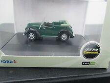OXFORD DIECAST 1:76 - 76ME002 MORRIS 8 GREEN & BLACK NEW BOXED