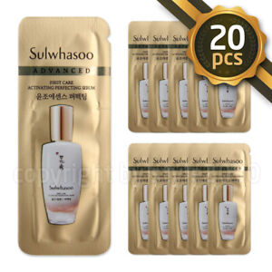[Sulwhasoo] First Care Activating Perfecting Serum 1ml x 20pcs (20ml) Anti-aging