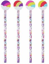 1-48 Unicorn Pencil Eraser Kids Girls Loot Goody Party Bag Fillers Stationery